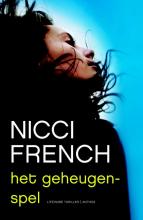 Nicci French , Het geheugenspel