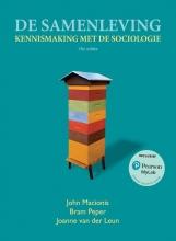 Bram Peper John Macionis  Joanne van der Leur, De samenleving 14e editie