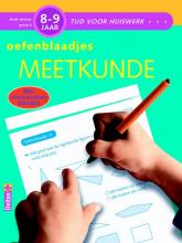Karen  Bastin Tijd voor Huiswerk Oefenblaadjes- meetkunde 8-9 jaar