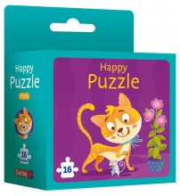 , Happy puzzle - poes