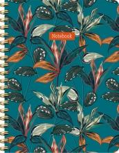 ZNU , Tropical spiraalboek groot (lijnen)