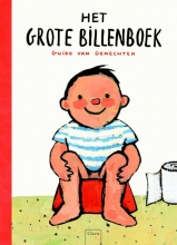 Genechten, Guido Van  Het grote billen-boek