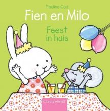 Pauline Oud , Feest in huis