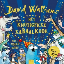 David Walliams , Het knotsgekke kabaalkoor