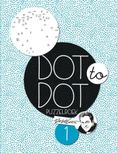 Dot to dot puzzelboek - deel 1