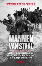 Stephan de Vries Mannen van staal