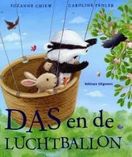 Suzanne  Chiew Das en de luchtballon