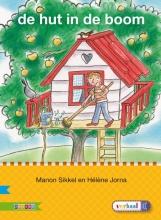 Manon  Sikkel de hut in de boom