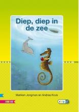 Mariken Jongman , Diep, diep in de zee AVI E3