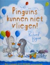 Richard  Byrne Pinguns kunnen niet vliegen