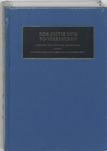C.F. Ruter , DDR-Justiz und NS-Verbrechen 3