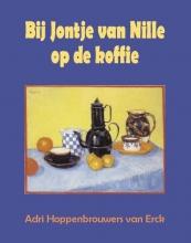 Adri  Hoppenbrouwers van Erck Bij Jontje van Nille op de koffie