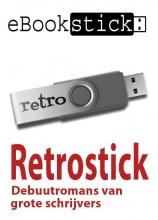 EBookstick - Retrostick debuutromans