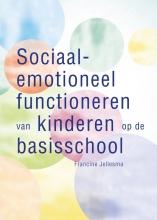 Francine Jellesma , Sociaal-emotioneel functioneren van kinderen op de basisschool