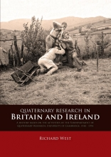 Richard  West Quaternary research in Britain and Ireland