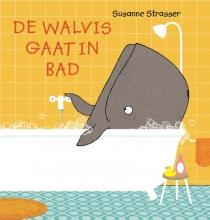 Susanne Strasser , De walvis gaat in bad