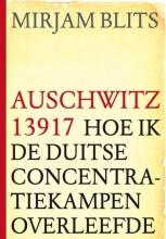 Mirjam Blits , Auschwitz 13917
