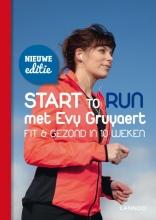 Hilde Smeesters Evy Gruyaert  Sarah Doumen, Start to run