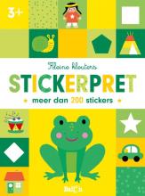 , Stickerpret 3+