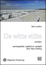 Jack  London De witte stilte - grote letter uitgave