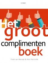 Frank van Marwijk, Hans  Poortvliet Het groot complimentenboek