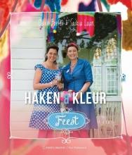 Claire  Boeter, Saskia  Laan Haken en kleur