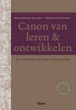 Rika Schut Manon Ruijters  Robert-Jan Simons, Canon van leren & ontwikkelen