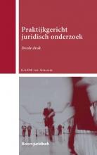 Geertje van Schaaijk , Praktijkgericht juridisch onderzoek
