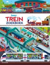 Stephan  Lomp Trein zoekboek