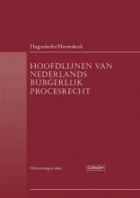 W. Heemskerk W. Hugenholtz, Hoofdlijnen van Nederlands Burgerlijk Procesrecht