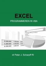 Dr Peter J. Scharpff RI , Excel Programmeren in VBA