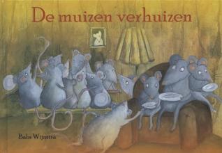 Babs  Wijnstra Sociaal-emotionele themaboekjes De muizen verhuizen