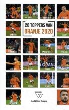 Jan-Willem Spaans 20 Toppers van Oranje 2020