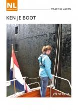 Eelco  Piena Vaardig Varen - Ken je boot