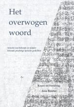 Engelstalige auteurs , Het overwogen woord