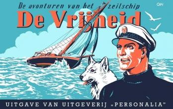 Nanny Aberson Pieter Kuhn, De avonturen van het zeilschip De Vrijheid