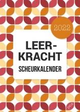 , Leerkracht Scheurkalender 2022