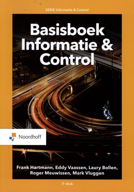 ,Basisboek Informatie & Control
