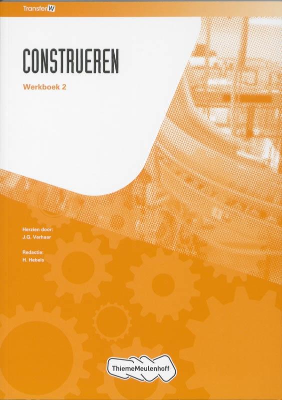 J.G. Verhaar, F. Hersche,TransferW construeren 2 Werkboek