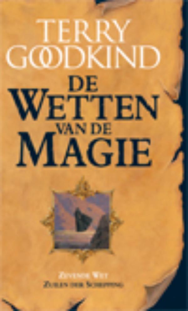 Terry Goodkind,De Wetten van de Magie 7 - Zuilen der Schepping (POD)
