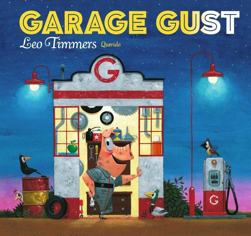 Leo  Timmers,Garage Gust