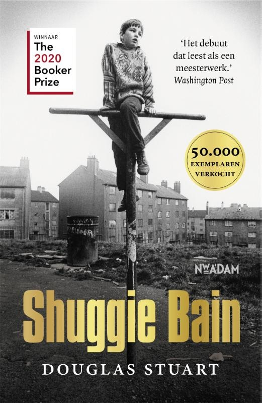 Douglas Stuart,Shuggie Bain