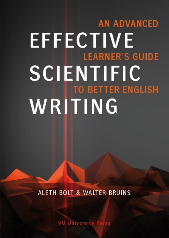 ,Effective scientific writing
