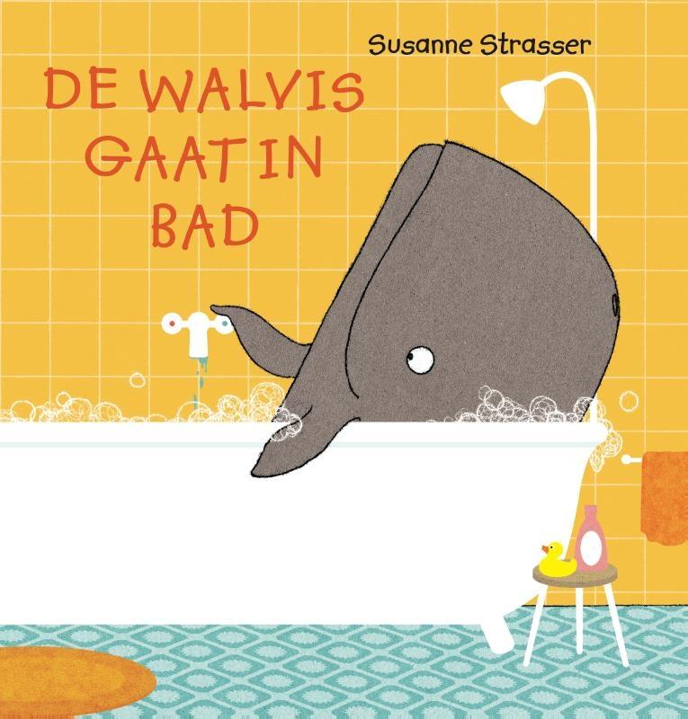 Susanne Strasser,De walvis gaat in bad