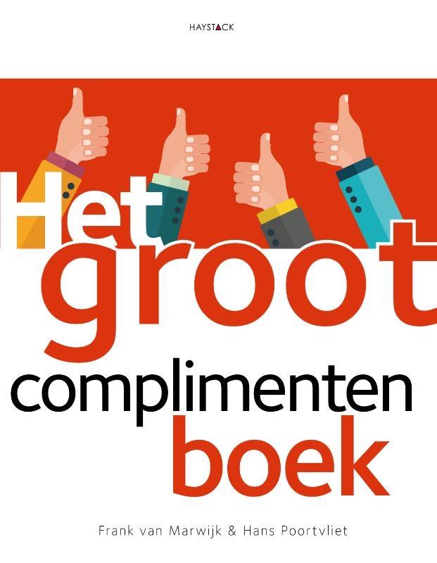 Frank van Marwijk, Hans Poortvliet,Het groot complimentenboek