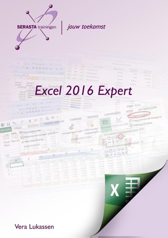 Vera Lukassen,Excel Expert 2016