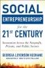 Levenson Keohane, Georgia,Social Entrepreneurship for the 21st Century
