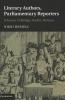 Hessell, Nikki,Literary Authors, Parliamentary Reporters