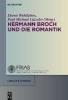 ,Hermann Broch und die Romantik