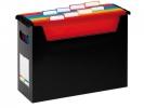 ,hangmappen box Rainbow Class ® incl. 8 hangmappen zwart